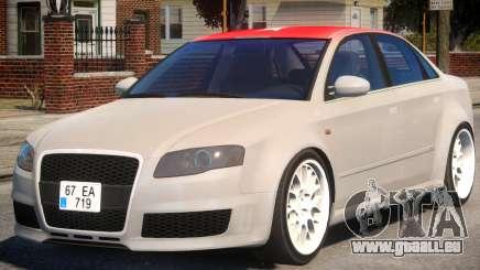 Audi RS4 PJ2 pour GTA 4