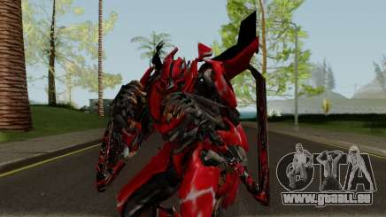 Mirage The Autobots Transformer Mod pour GTA San Andreas