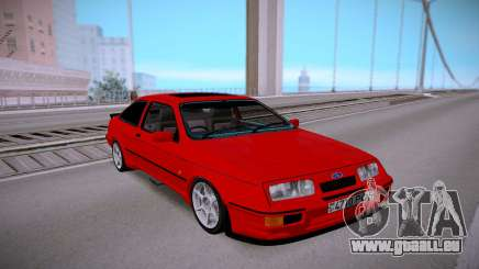 Ford Sierra Red pour GTA San Andreas