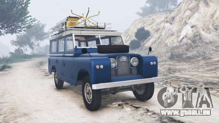 Land Rover Series II 109 Station Wagon 1971 pour GTA 5