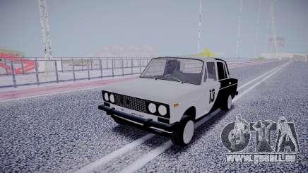 VAZ 2106 13 pour GTA San Andreas