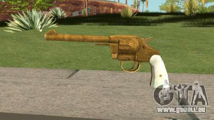 Double Action Revolver From GTA Online pour GTA San Andreas