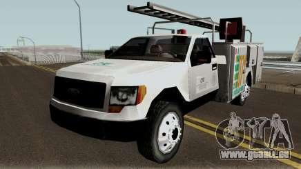 Ford F150 CFE (SA Style) pour GTA San Andreas