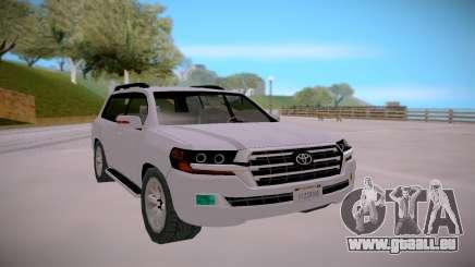 Toyota Land Cruiser 200 Offroad für GTA San Andreas