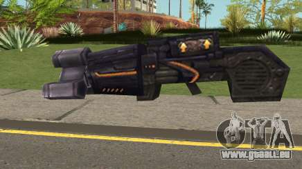 Marvel Future Fight - Rocket Raccon Shotgun pour GTA San Andreas