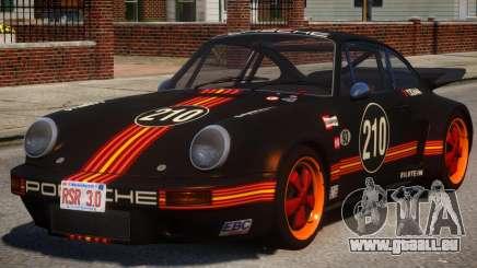 1974 Porsche 911 PJ1 für GTA 4