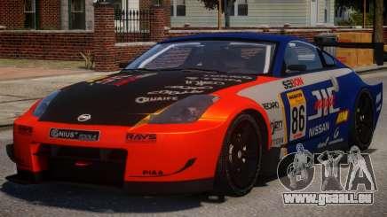 Nissan 350Z Supreme PJ3 pour GTA 4