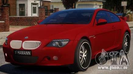 BMW 6-Series Stock für GTA 4