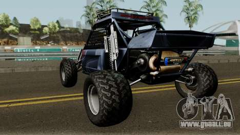 Predator X-18 Intimidator pour GTA San Andreas