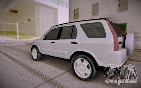 Honda CR-V für GTA San Andreas rechten Ansicht