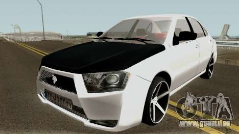 Ikco Dena V2 Sport pour GTA San Andreas