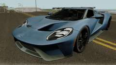 Ford GT 2017 HQ pour GTA San Andreas