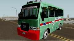 Buseta Mazda T für GTA San Andreas