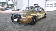 Ford Crown Victoria Sheriff