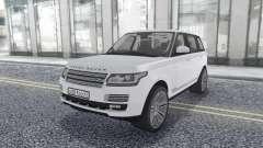 Range Rover Sport SE pour GTA San Andreas