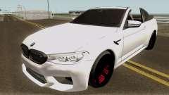 BMW M5 F90 Cabrio pour GTA San Andreas