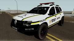 Renault Duster Brasilian Police pour GTA San Andreas