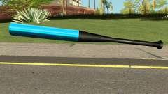 Baseball Bat Blue