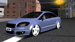 Fiat Linea Essence pour GTA San Andreas