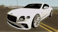 Bentley Continental GT First Edition 2018 pour GTA San Andreas