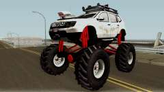 Dacia Monster Duster für GTA San Andreas