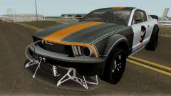 Ford Mustang Hot Wheels 2005 für GTA San Andreas