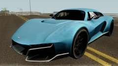 Rezvani Beast Alpha für GTA San Andreas