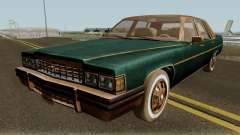 Cadillac Fleetwood Beaten 1985 v1 für GTA San Andreas