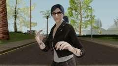 GTA Online Casual Female Random Skin 4 pour GTA San Andreas