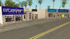 New Sports Stores pour GTA San Andreas