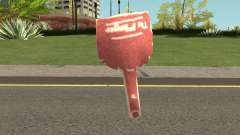 Foam Finger from SR2 für GTA San Andreas