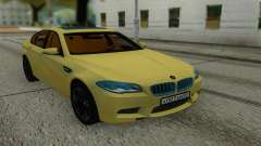 BMW M5 F10 Sedan pour GTA San Andreas