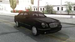 Mercedes-Benz W210 E220 2001 pour GTA San Andreas