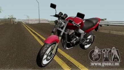 Shitzu PCJ600 GTA V pour GTA San Andreas