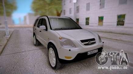 Honda CR-V White für GTA San Andreas