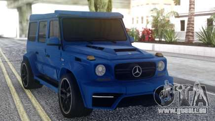 Mersedes-Benz G63 ONYX für GTA San Andreas