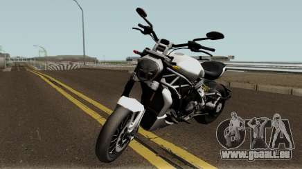 Ducati X Diavel S 2018 für GTA San Andreas