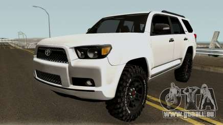 Toyota 4Runner TRD für GTA San Andreas