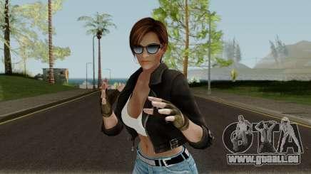 Lisa Hamilton (Casual Battle) From DOA5LR pour GTA San Andreas