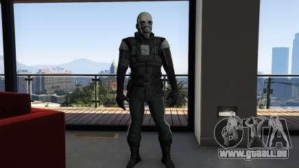 Half Life 2 Metro Cop pour GTA 5