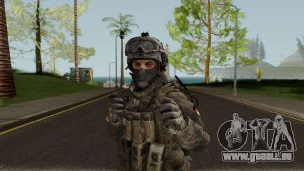 German Special Forces Skin pour GTA San Andreas