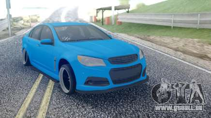 Chevrolet Cruze Sedan für GTA San Andreas