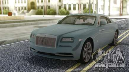Rolls-Royce Ghost Quality mod für GTA San Andreas