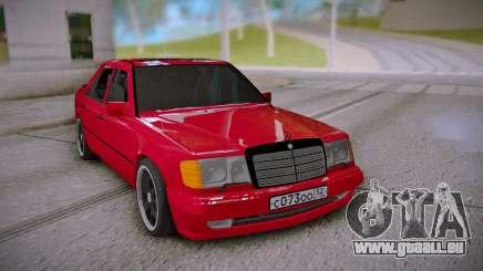 Mercedes-Benz E500 W124 Brabus für GTA San Andreas