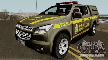Chevrolet S-10 Patrulhas Especiais pour GTA San Andreas