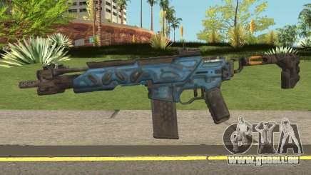Call Of Duty Black Ops 3: Peacekeeper Mk.2 für GTA San Andreas