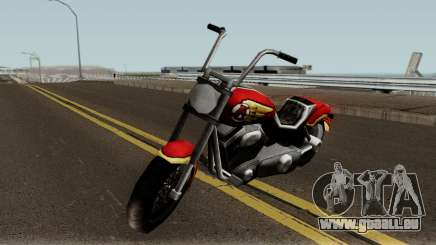New Freeway IVF pour GTA San Andreas