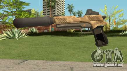 Pistol from Fortnite pour GTA San Andreas