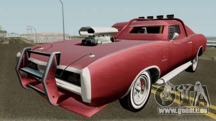 Dodge Charger RT FNF8 Edition (Dukes) 1968 pour GTA San Andreas
