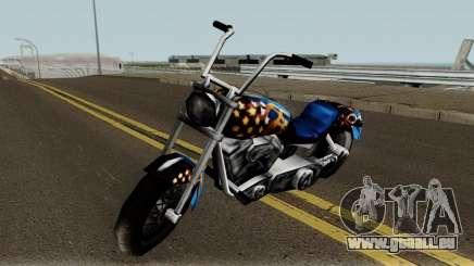 New Wayfarer pour GTA San Andreas